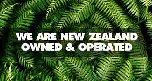 NZ OWNED